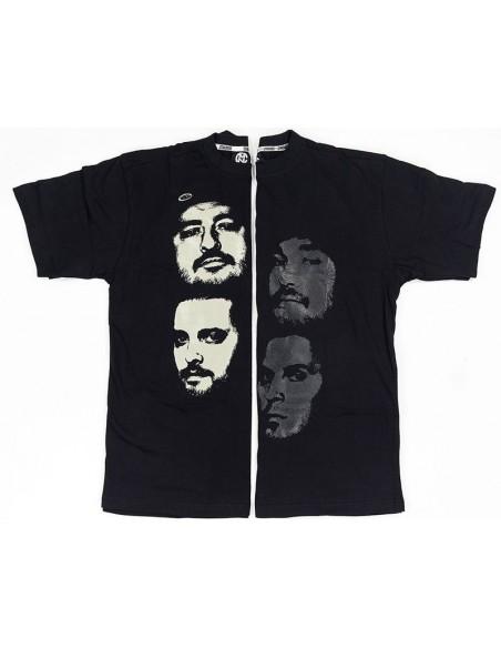 Camiseta VIOLADORES CARAS