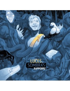 "RAPPOBRE ""LUCES Y SOMBRAS"" Cd"