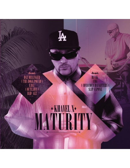 "KHAVEL X ""MATURITY"" Cd"