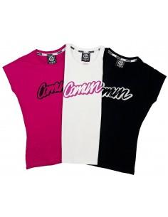 Camiseta Chica COMUN98 TRAZO