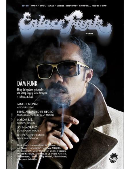 """Revista ENLACE FUNK Nº 46 + VINILO 7"""""""