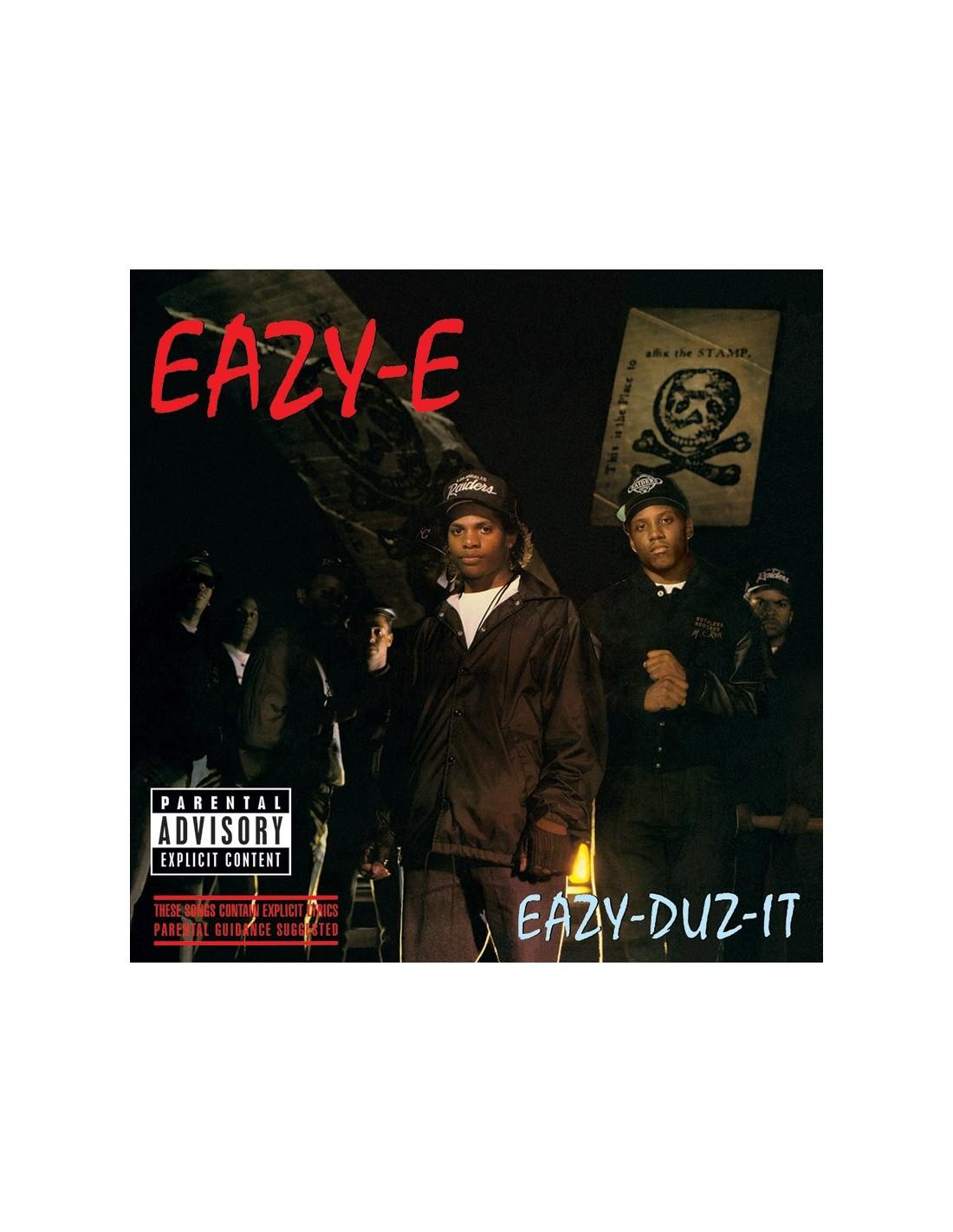 Inicio M  250 sica    Vinilos    LP s    VINILO LP EAZY-E  quot EAZY-DUZ-IT quot Eazy E Eazy Duz It