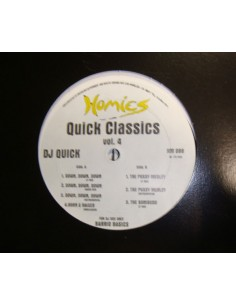 "DJ QUICK ""QUICK CLASSICS VOL.4"" MX"