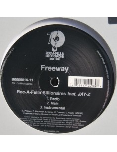 "FREEWAY ""ROC-A-FELLA-BILLIONAIRES"" MX"