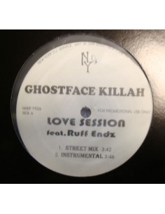 "GHOSTFACE KILLAH ""LOVE SESSIONS / BLUE JEANS"" MX"