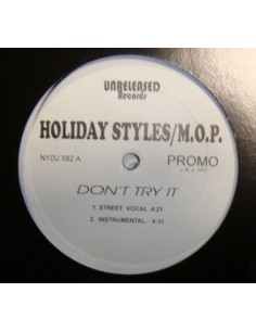 HOLIDAY STYLES feat. MOP & GHOSTFACE KILLA MX