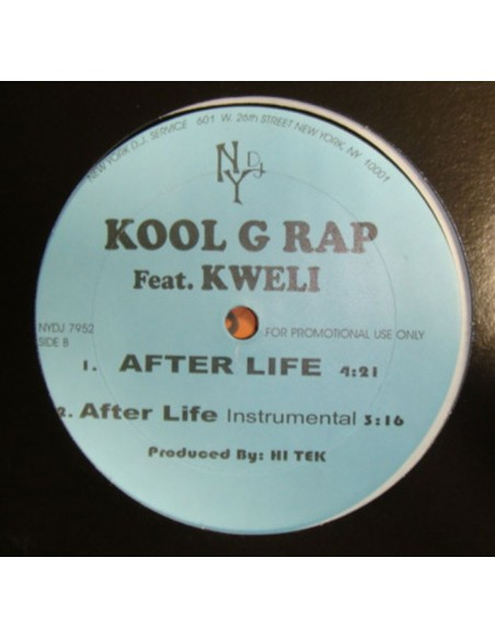 "LIVIO feat. D12 & NORE / KOOL G RAP feat. KWELI ""UDONTWANTWUN/AFTER LIFE"" MX"