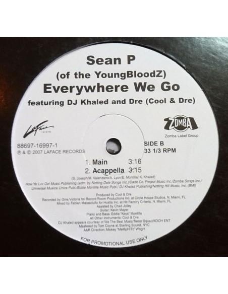 "SEAN PAUL feat. DJ KHALED AND DRE ""EVERYWHERE WE GO"" MX"