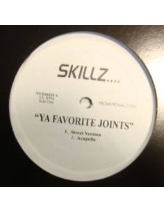"SKILLZ / SNOOP DOGG ""YA FAVORITE JOINTS/RIDE ON"" MX"