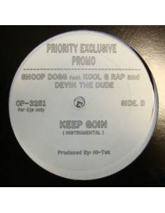 "SNOOP DOGG feat. KOOL G RAP AND DEVIN THE DUDE ""KEEP GOIN"" MX"