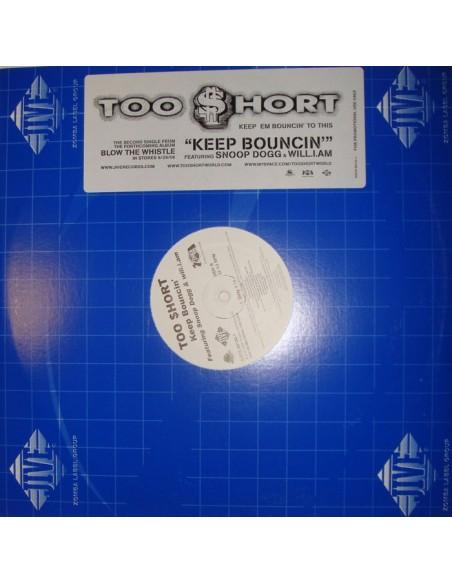 "TOO SHORT feat. SNOOP DOGG ""KEEP BOUNCIN"" MX"