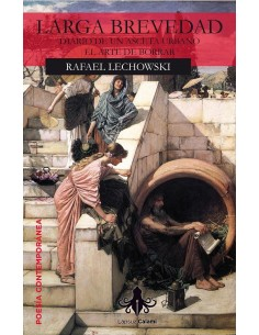 "LIBRO RAFAEL LECHOWSKI ""LARGA BREVEDAD"""