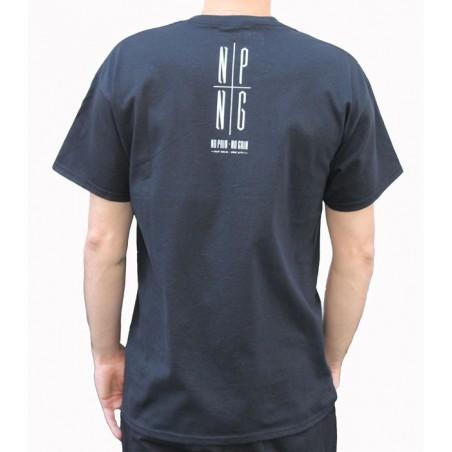 "Camiseta NO PAIN NO GAIN ""SO MUCH TO SAY"" NEGRA"