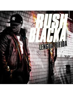"CD RUSH BLACKA ""LENGUA BÍFIDA"""
