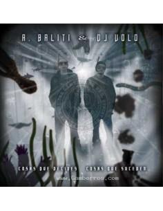 """CD AARON BALITI & DJ VOLO """"COSAS QUE DECIDES, COSAS QUE SUCEDEN"""""""
