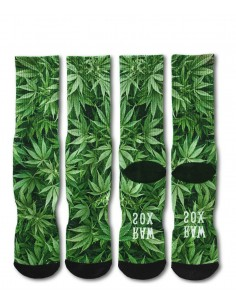Calcetines RAW SOX CANNABIS