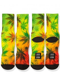 Calcetines RAW SOX CANNABIS 2