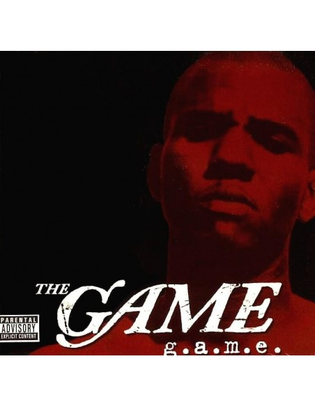 "CD THE GAME ""G.A.M.E."""