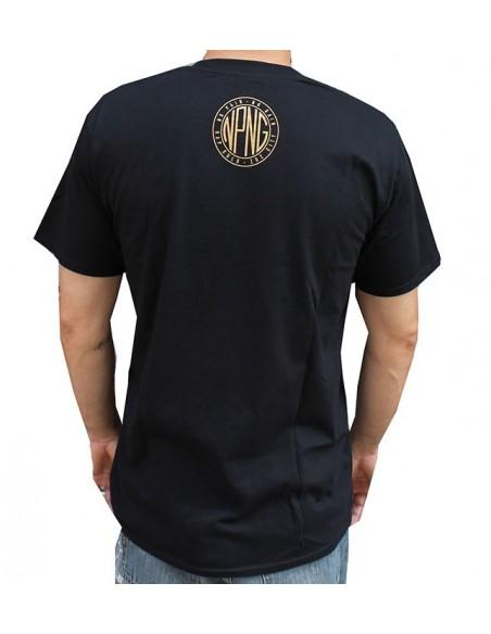 Camiseta RAPSOLO LOGO NPNG GOLDEN