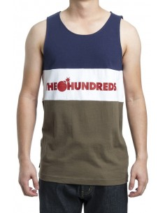 Camiseta THE HUNDREDS VERA TANK NAVY