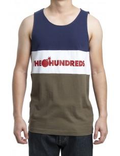 Camiseta THE HUNDREDS VERA TANK NAVY