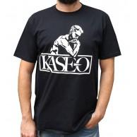 Camiseta KASE.O LOGO NEGRA