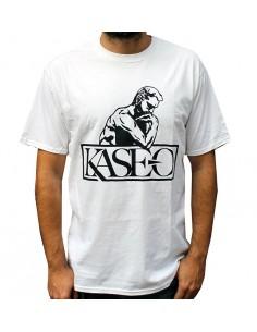 Camiseta KASE.O LOGO BLANCA