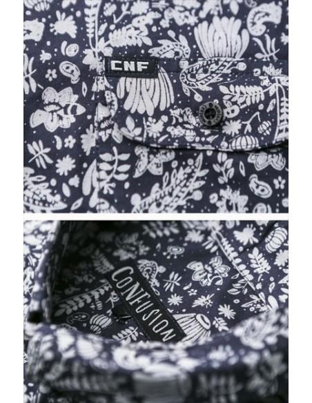 Camisa CNF ORIENS BLACK