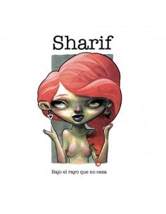 """RESERVA CD SHARIF """"BAJO EL RAYO QUE NO CESA"""""""