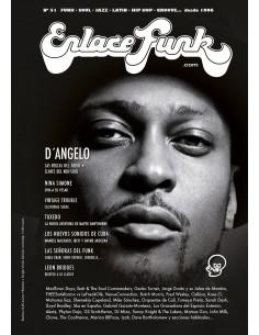 """Revista ENLACE FUNK Nº 51 + VINILO 7"""""""