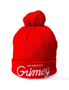 Gorro GRIMEY INFAMOUS HAT RED