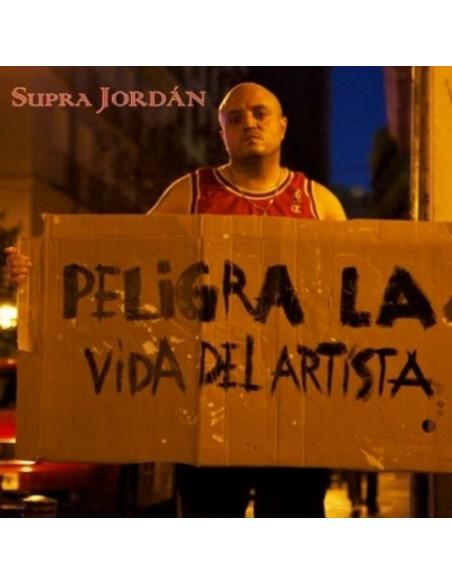 "CD SUPRA JORDAN ""PELIGRA LA VIDA DEL ARTISTA"""