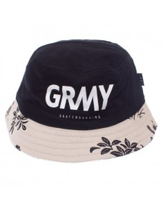 Gorro GRIMEY HUNTER BUCKET HAT REVERSIBLE