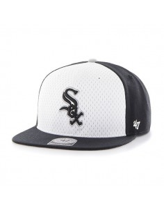 Gorra 47 BRAND CHICAGO WHITE SOX BLACK-WHITE