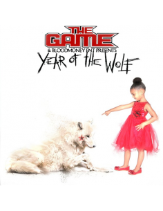"CD THE GAME ""YEAR OF THE WOLF"" + CAMISETA, POSTER Y PEGATINA"