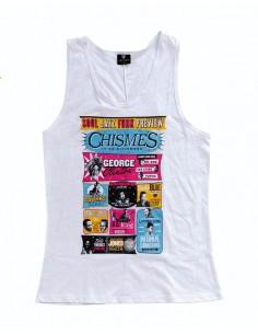 Camiseta chica JAVATO JONES CHISMES