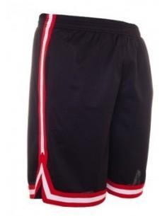 Pantalón Deportivo URBAN CLASSICS BLACK RED