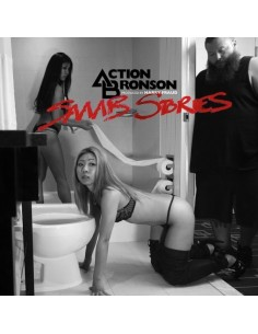 "VINILO LP ACTION BRONSON ""SAAAB STORIES"""