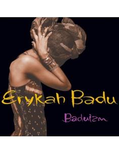 """CD ERYKAH BADU """"BADUIZM"""""""