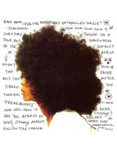 "CD ERYKAH BADU ""WORLWIDE UNDERGROUND"""