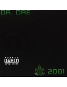 """CD DR. DRE """"CHRONIC 2001"""""""