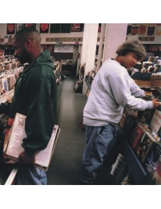 "VINILO 2LP DJ SHADOW ""ENDTRODUCING"""