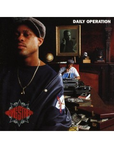 "CD GANG STARR ""DAILY OPERATION"""