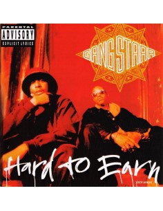 "CD GANG STARR ""HARD TO EARN"""