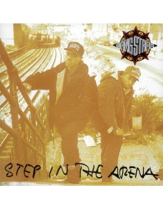 """CD GANG STARR """"STEP IN THE ARENA"""""""