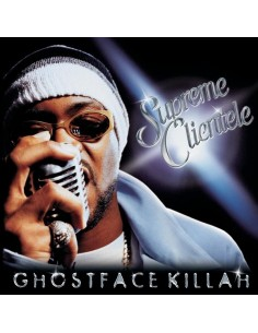 "CD GHOSTFACE KILLAH ""SUPREME CLIENTELE"""