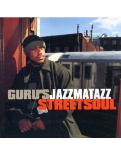 "CD GURU ""JAZZMATAZZ 3: STREETSOUL"""