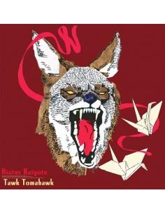 """CD HIATUS KAIYOTE """"TAWK TOMAHAWK"""""""