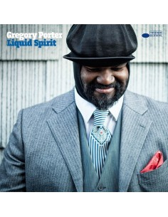 "CD GREGORY PORTER ""LIQUID SPIRIT"""