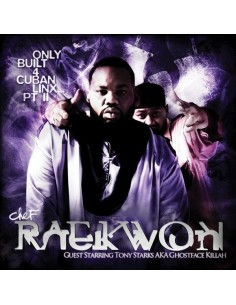 "VINILO 2LP RAEKWON ""ONLY BUILT 4 CUBAN LINX... PT. II"""